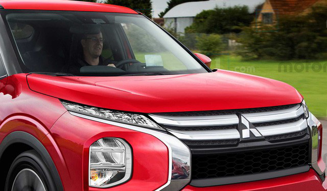 Xem trước Mitsubishi Outlander 2021: Chờ ngày về Việt Nam đấu Mazda CX-5, Honda CR-V-4