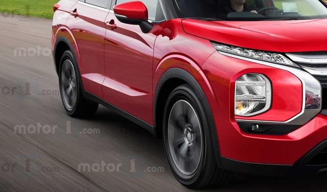 Xem trước Mitsubishi Outlander 2021: Chờ ngày về Việt Nam đấu Mazda CX-5, Honda CR-V-5
