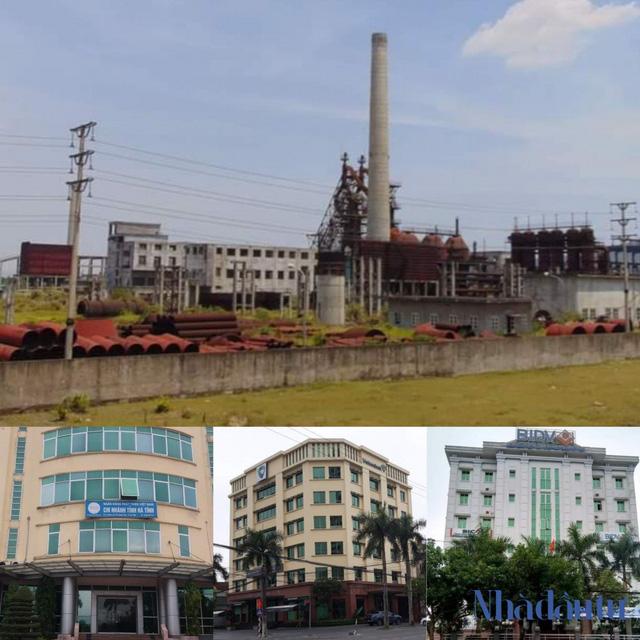 Ngân hàng nào dính 'bẫy' sai phạm tại dự án thép nghìn tỷ ở Hà Tĩnh?                         -2