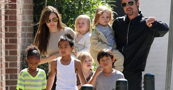 Rộ tin Angelina Jolie nhận nuôi đứa con thứ 7: Lí do khiến Brad Pitt không chịu nổi phải ly hôn là đây?