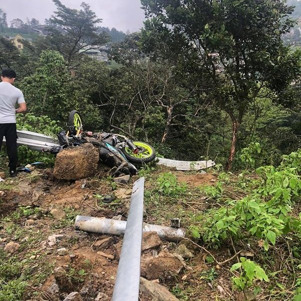 Tai nạn thương tâm khiến 4 người tử vong, 1 người bị thương tại Tam Đảo