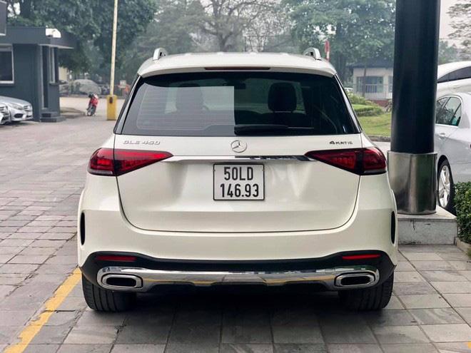 Mercedes-Benz GLE thế hệ mới thanh lý với giá rẻ hơn 600 triệu, ODO vỏn vẹn 1.600km-3
