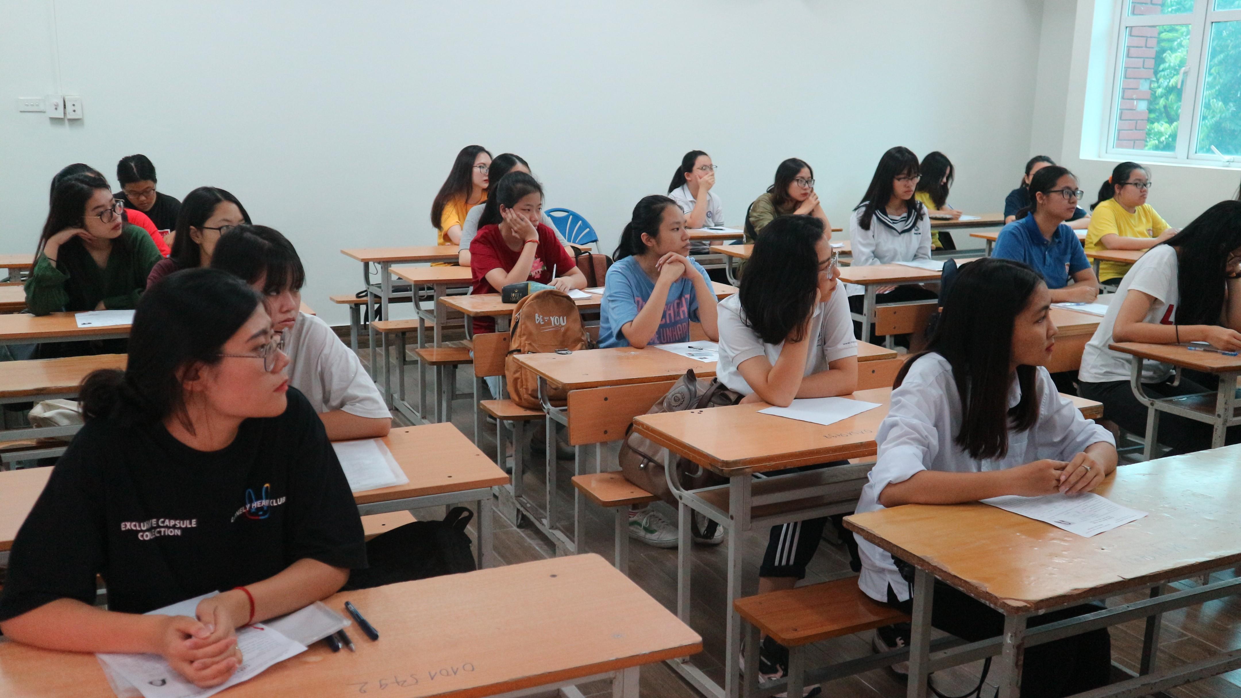 Thông tin mới nhất về kỳ thi truyển sinh riêng của trường đại học Bách khoa Hà Nội-1
