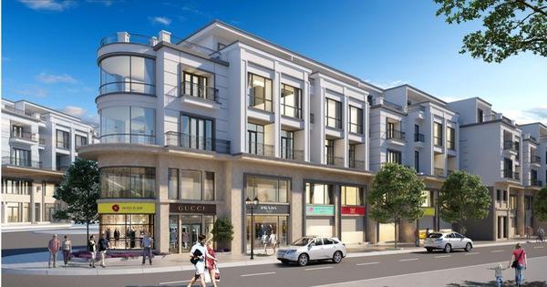 Shophouse Gia Lâm Metropolitan Central: Cơ hội đầu tư hấp dẫn 2020