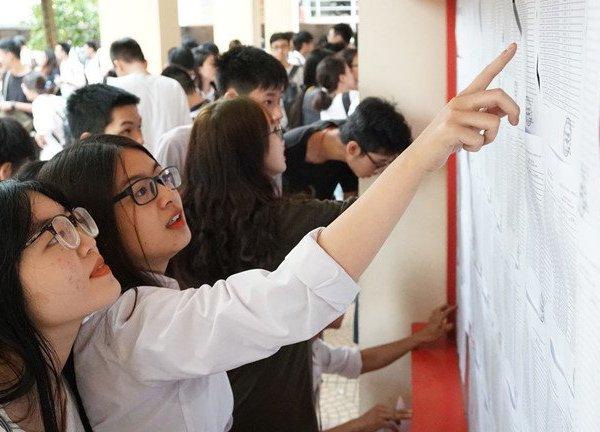 Đại học Thương mại, đại học Quốc gia Hà Nội và các trường đại học xét tuyển THPT năm 2020 như thế nào?