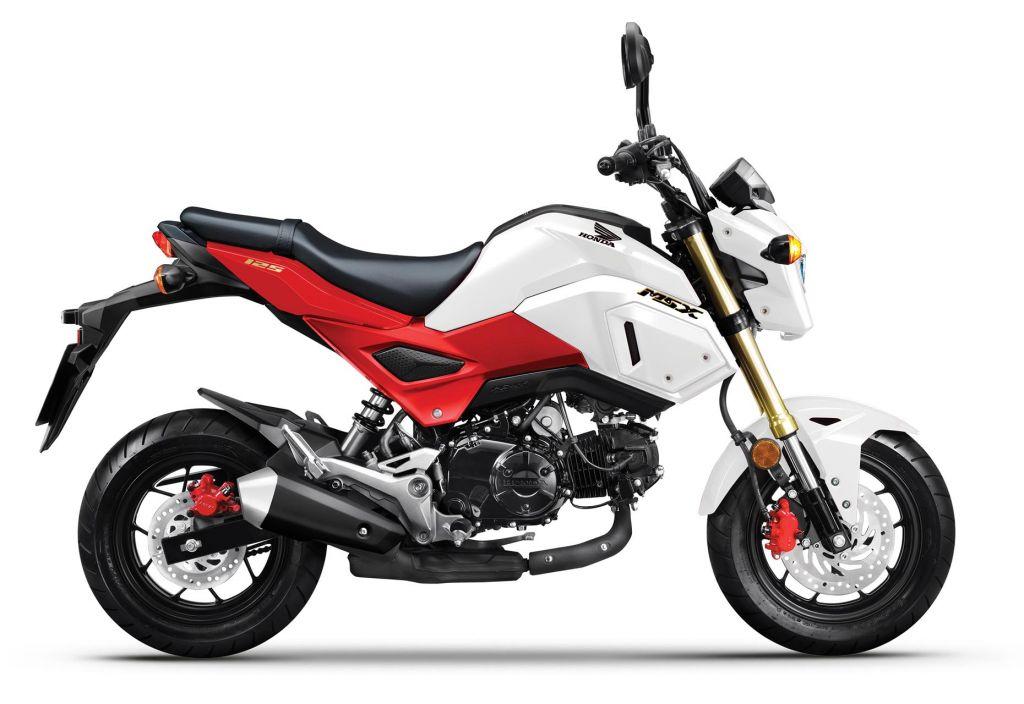 Honda MSX bổ sung thêm màu mới, thiết kế không đổi                                            -1