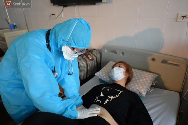 Thêm một bệnh nhân nghi tái dương tính với SARS-CoV-2 sau khi xuất viện, được chuyển từ Phú Thọ lên Hà Nội theo dõi-1