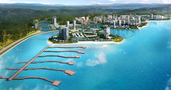 Động thái mới ở dự án siêu đô thị phức hợp 10 tỷ USD tại Quảng Ninh