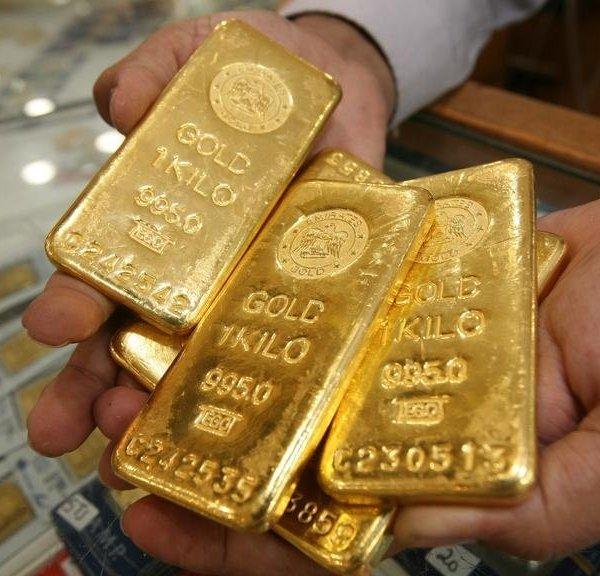 Giá vàng hôm nay 27/4: Cận kề mốc 49 triệu đồng/lượng