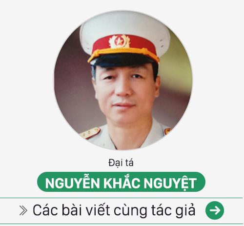 Đại tá Nguyễn Khắc Nguyệt: Giải mật lời đồn lính xe tăng Bắc Việt bị xích vào xe-1