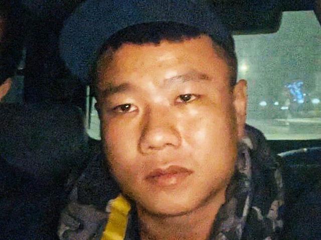 Danh tính nghi can nổ súng cướp ngân hàng ở Sóc Sơn                         -1