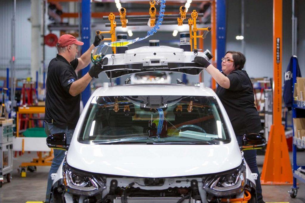 Ngành công nghiệp ô tô Mỹ
