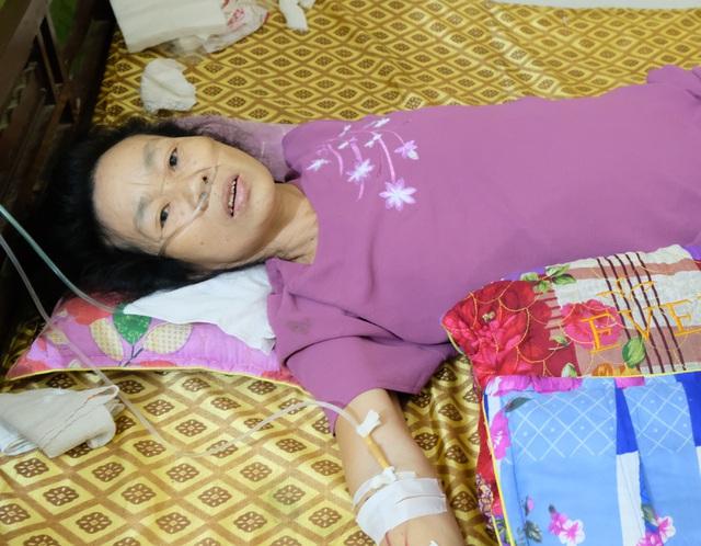 Cận kề cái chết, người vợ cầu xin nhà hảo tâm dang tay cứu chồng-2
