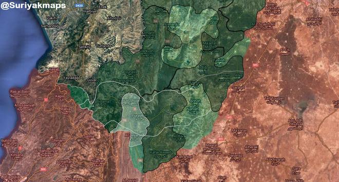 Cả gan bật lại ông chủ, phiến quân Syria bị UCAV Thổ săn diệt không thương tiếc?-2