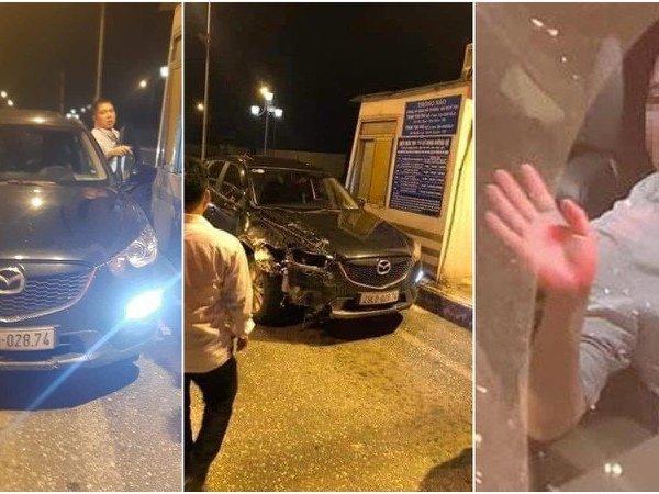 Hé lộ danh tính nam tài xế say xỉn lái ô tô tông bé gái rồi bỏ trốn