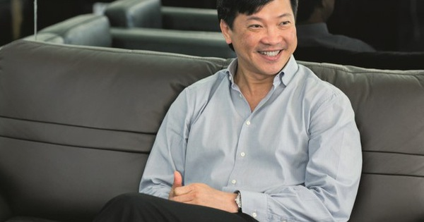 Ông Mai Hữu Tín: