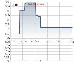 Đạm Hà Bắc (DHB) tiếp tục chìm sâu trong thua lỗ-2