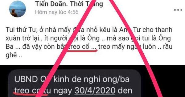 Bác bỏ tin nhắn xuyên tạc lan truyền trên mạng xã hội