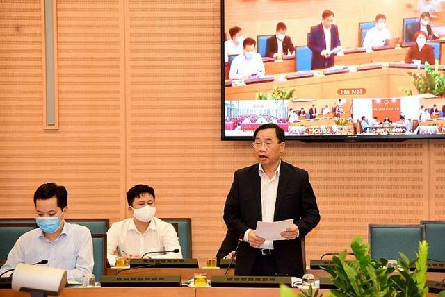 Chủ tịch Hà Nội: Không có căn cứ nào xác định người nhiễm bệnh COVID-19 đã khỏi sẽ không mắc trở lại-1