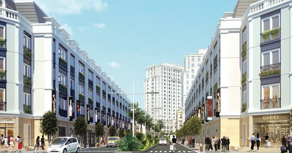 Đi tìm lời giải cho sức hấp dẫn của nhà phố 2 mặt tiền Eurowindow Garden City