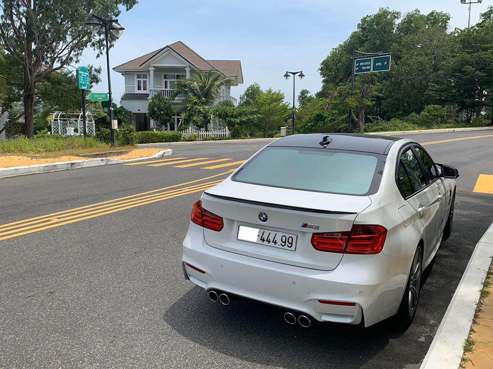 Chủ nhân BMW 320i bán xe để mua Toyota Camry: Từng chi hàng trăm triệu độ M3, riêng biển số giá 3.000 USD-2