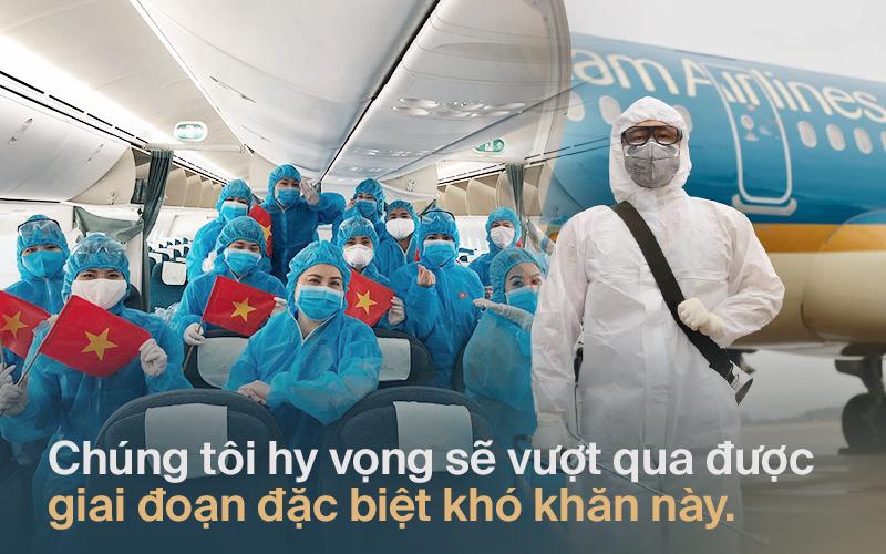 Đại diện Vietnam Airlines: