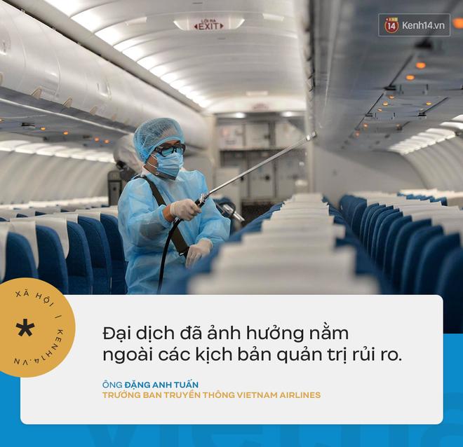 Đại diện Vietnam Airlines: Toàn bộ người lao động sẵn sàng tạm ngừng việc hoặc đi làm mà không hưởng lương-2