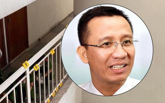 Thêm thông tin bất ngờ về vụ Tiến sĩ Bùi Quang Tín tử vong