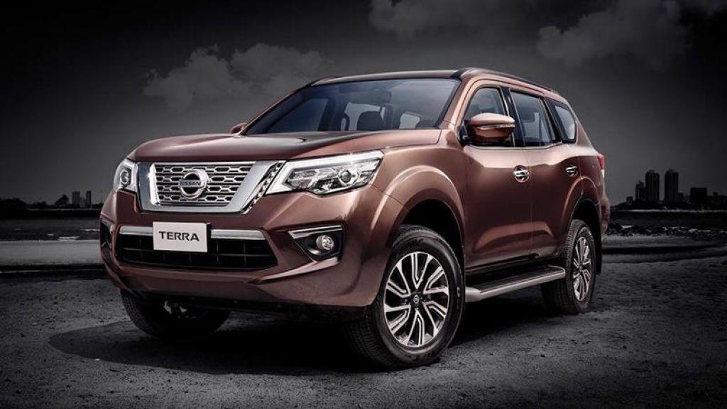 Nissan Terra 2019 giảm giá sốc 120 triệu đồng
