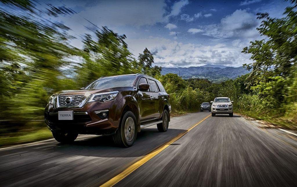 Nissan Terra 2019 giảm giá sốc 120 triệu đồng                                            -1