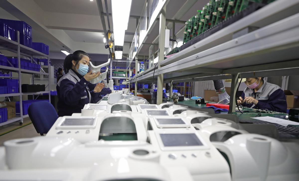 Cận cảnh ma trận những cỗ máy in tiền: Khi dịch COVID-19 biến Trung Quốc thành miền Tây hoang dã-2