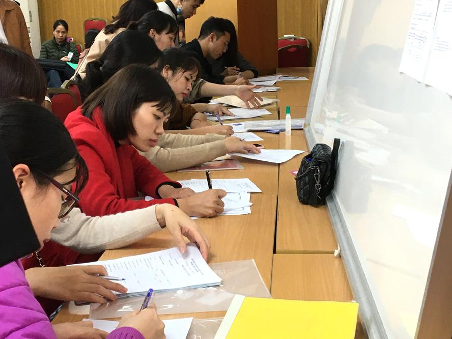 Sau 2 lần phải hoãn vì dịch Covid-19, Hà Nội bắt đầu thi tuyển viên chức vào ngày 21/5-1
