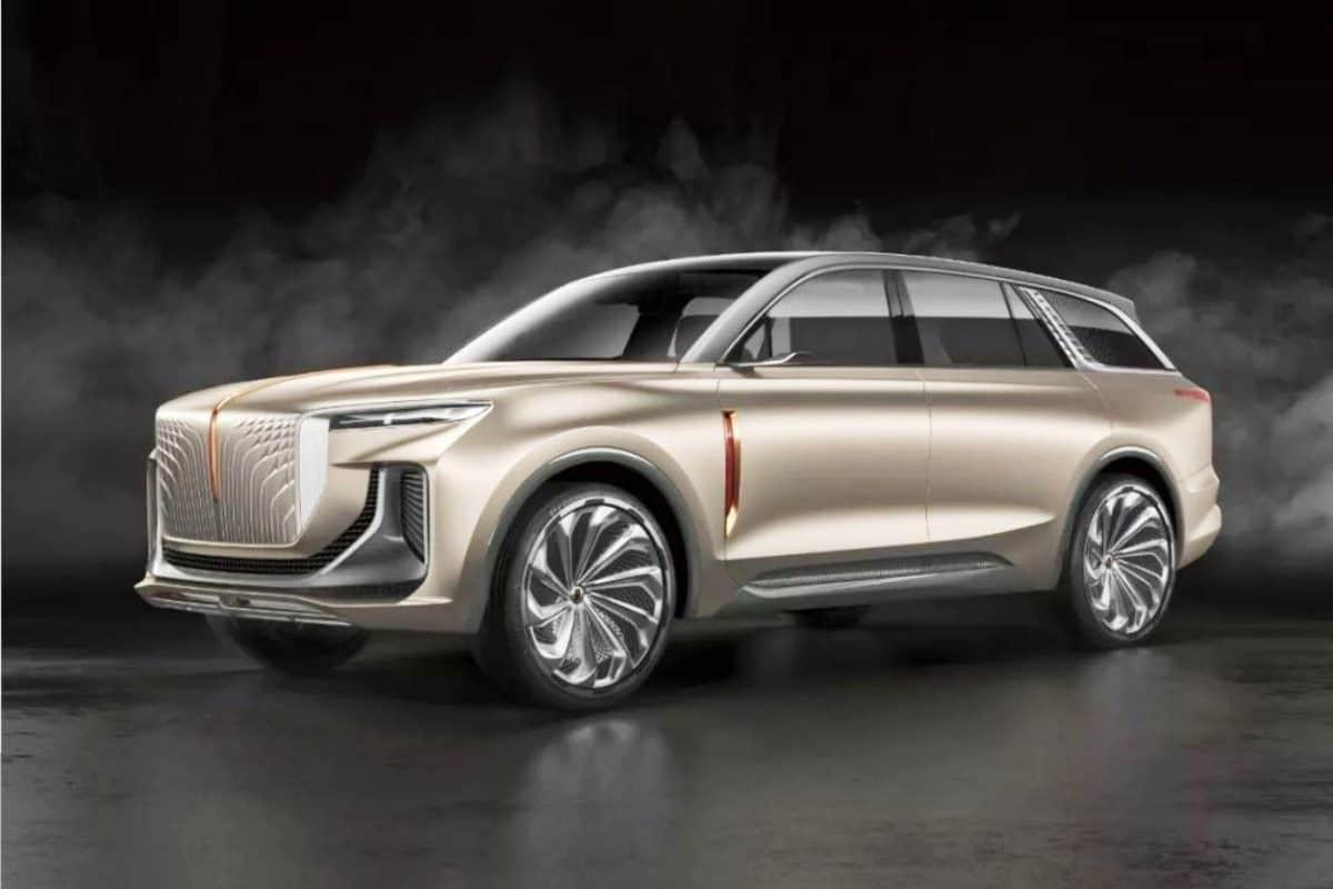 Chính thức lắp ráp Hongqi E115 - SUV Trung Quốc như Rolls-Royce muốn bán hơn 8.000 chiếc/tháng