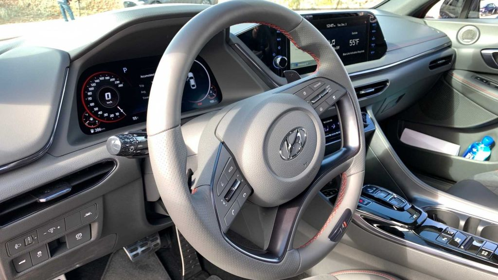 Hyundai Sonata N-Line 2020 sẽ ra mắt vào giữa tháng 5?                                            -3