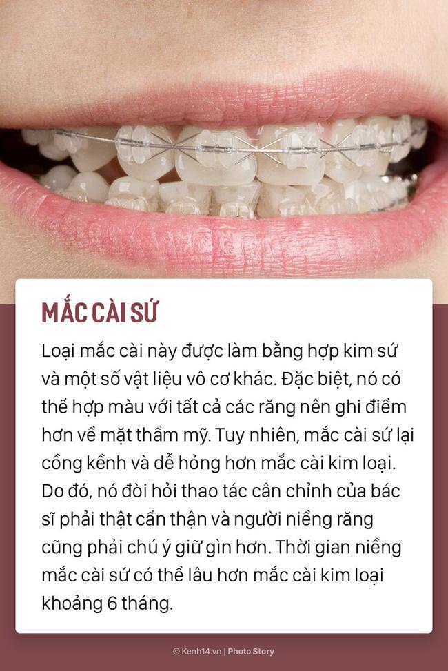 Chỉ là niềng răng thôi mà cũng có rất nhiều phương pháp, loại hình khác nhau để các bạn lựa chọn-2
