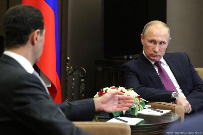 Truyền thông Israel: Tổng thống Putin muốn thay thế nhà lãnh đạo Syria Bashar al-Assad?-1