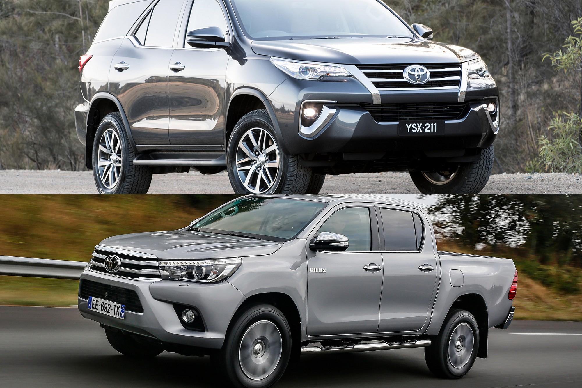 Toyota Fortuner, Hilux thế hệ mới đồng loạt lên lịch sản xuất, ngày về Việt Nam không còn xa?
