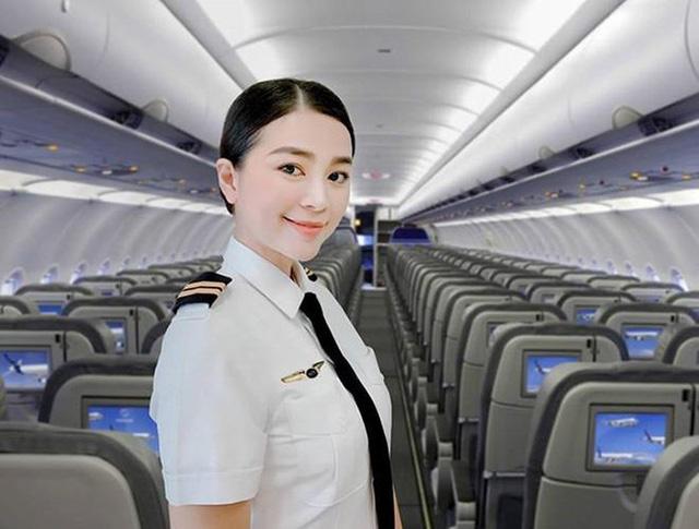 Nhan sắc quyến rũ của nữ diễn viên Việt quyết tâm bẻ lái làm phi công hãng hàng không Bamboo Airways-6