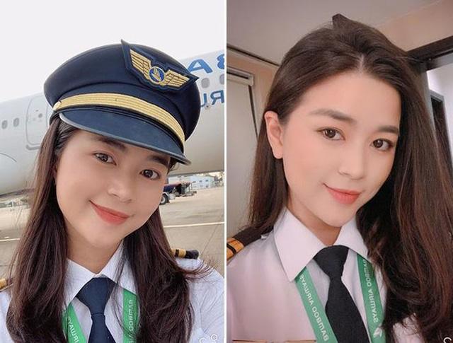 Nhan sắc quyến rũ của nữ diễn viên Việt quyết tâm bẻ lái làm phi công hãng hàng không Bamboo Airways-7