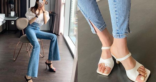"""Đây là kiểu giày được các BTV khẳng định là """"must-have"""" hè năm nay, gái Hàn cũng diện ầm ầm rồi bạn còn chờ gì mà không đu theo?"""
