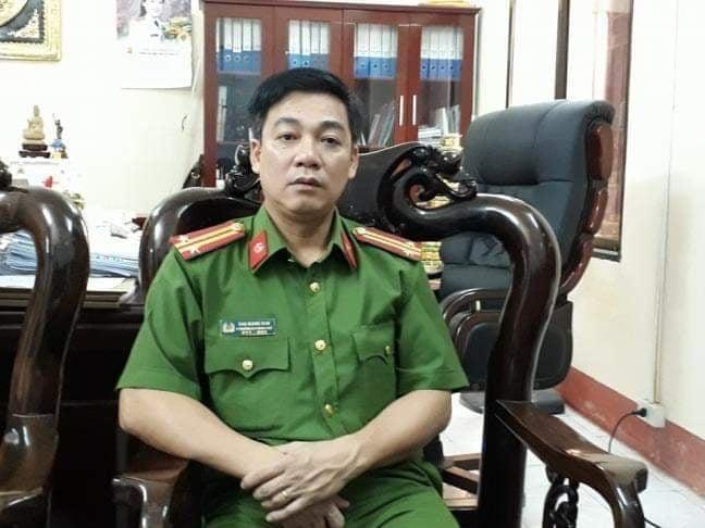Việc điều chuyển công tác Phó trưởng Công an TP.Thái Bình Cao Giang Nam không liên quan tới Đường Nhuệ-1