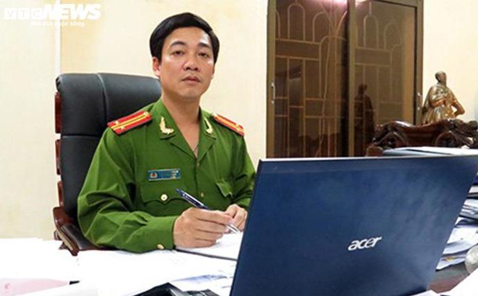 Từ hôm nay, điều chuyển Trung tá Cao Giang Nam, Phó Trưởng Công an TP Thái Bình về phòng Tham mưu Công an tỉnh