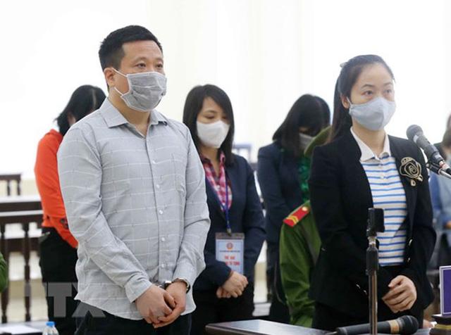 Giữ vai trò chính, bị cáo Hà Văn Thắm bị đề nghị từ 10-12 năm tù                         -1