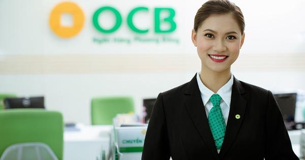 OCB chấp nhận giảm hàng trăm tỷ đồng thu nhập, chia sẻ khó khăn cùng khách hàng trong mùa dịch