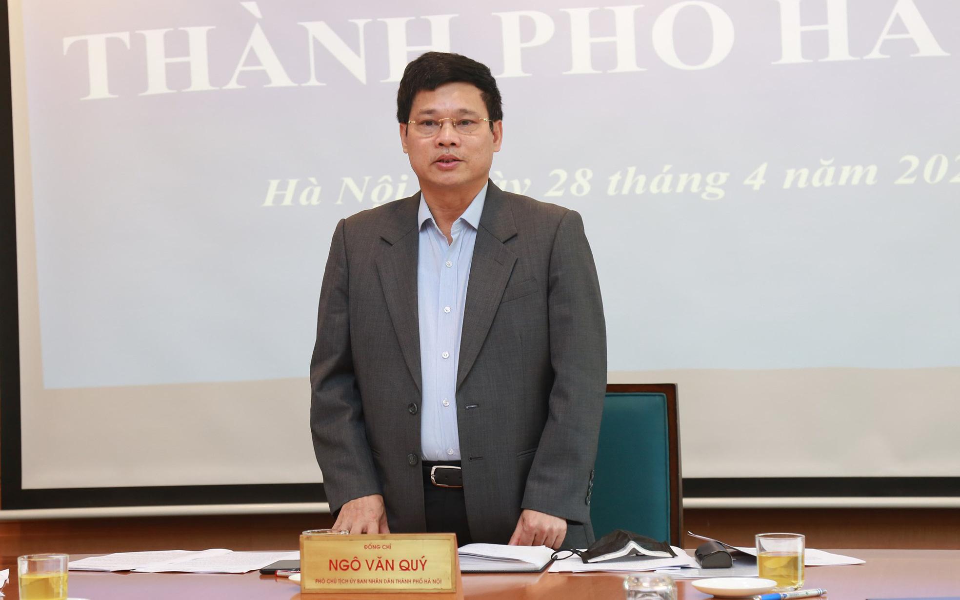 Nếu không phát sinh ca nhiễm mới thời gian tới, Hà Nội kiến nghị xuống nhóm