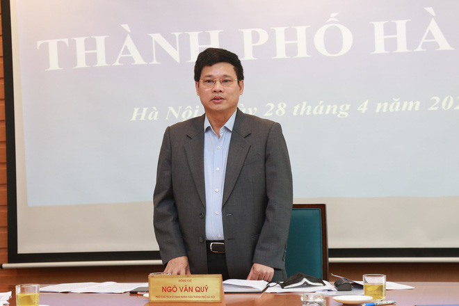 Nếu không phát sinh ca nhiễm mới thời gian tới, Hà Nội kiến nghị xuống nhóm nguy cơ thấp-1