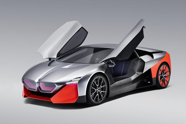 Hậu duệ BMW i8 mang thiết kế M1, công suất ít nhất 600 mã lực-1