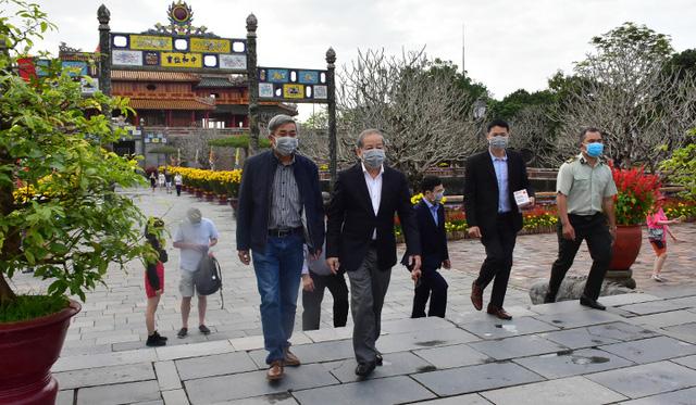Thừa Thiên Huế bàn giải pháp phục hồi, kích cầu phát triển du lịch sau đại dịch-2