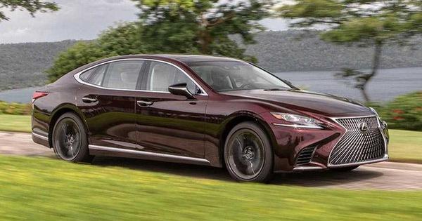 Lexus LS sắp lên đời với nhiều động cơ hơn bao giờ hết, quyết đấu Mercedes S-Class