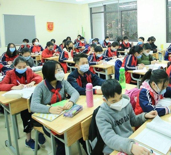 Bà Rịa – Vũng Tàu: Học sinh, sinh viên đi học trở lại ngày 4/5, mầm non tiếp tục nghỉ học